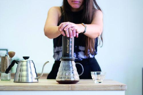 Obrázek Aeropress Coffee Maker sada