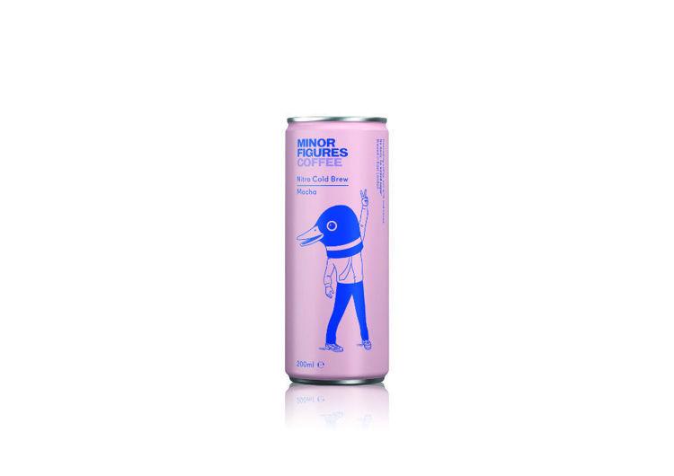 Obrázek Nitro Cold Brew káva Mocha, 12 x 200 ml