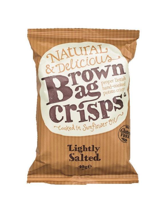 Obrázek Chipsy jemně slané 20 x 40 g