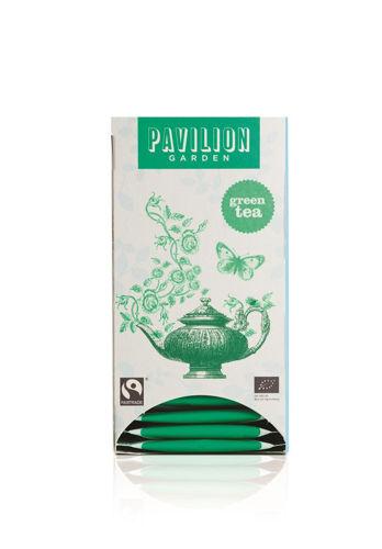Obrázek Pavilion Garden čaj Zelený, 6 x 20 sáčků