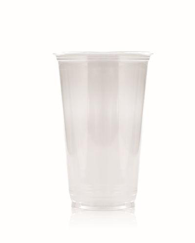Obrázek Plastový kelímek čirý 480 ml, 1 000 ks