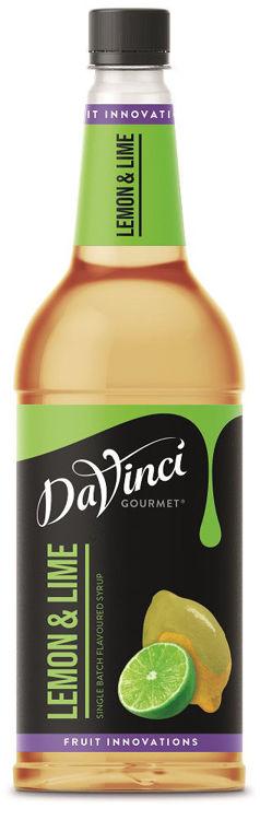 Obrázek Sirup DaVinci Citron & Limetka, 1 l