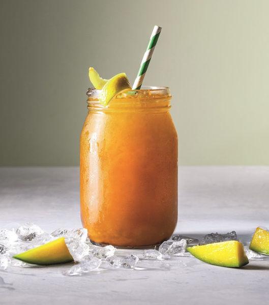 Ledová tříšť Lemon Tea & Mango
