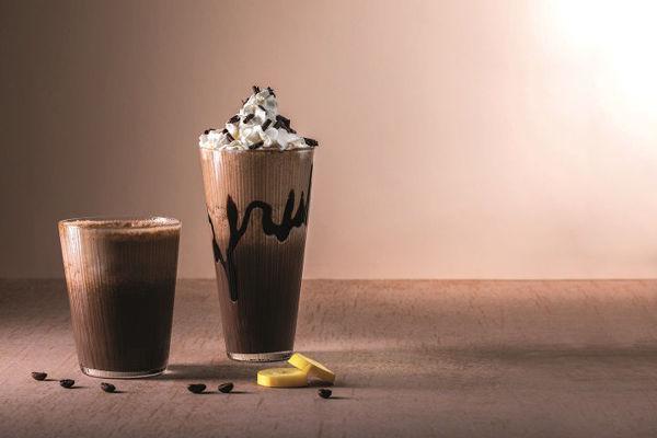 Banánovo-kávové Smoothie