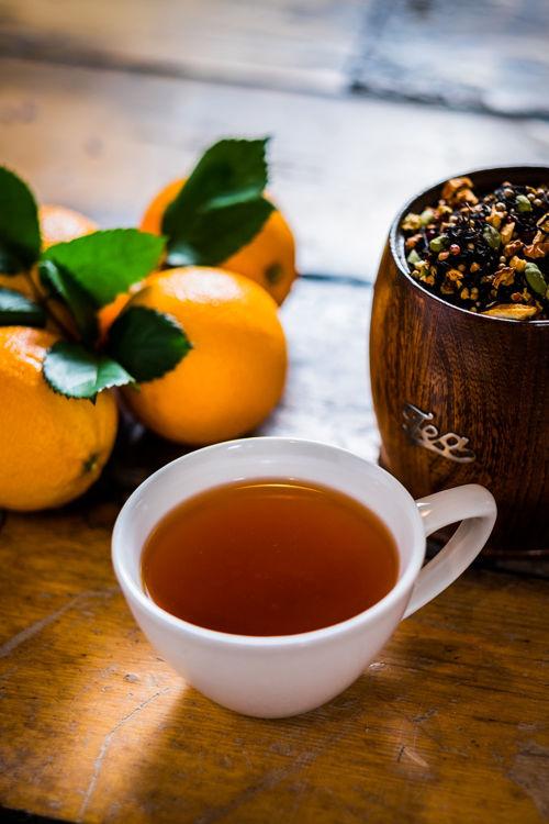 Obrázek Suki sypaný čaj Kořeněný citrus, 250 g