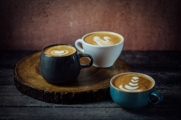 karamelove cappuccino