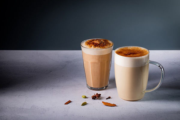 Vegan Chai Latte